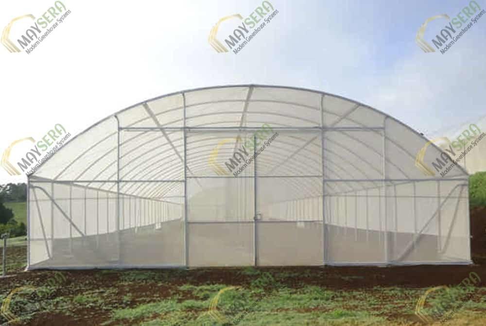 Tünel tipi sera modeli | maysera.com.tr